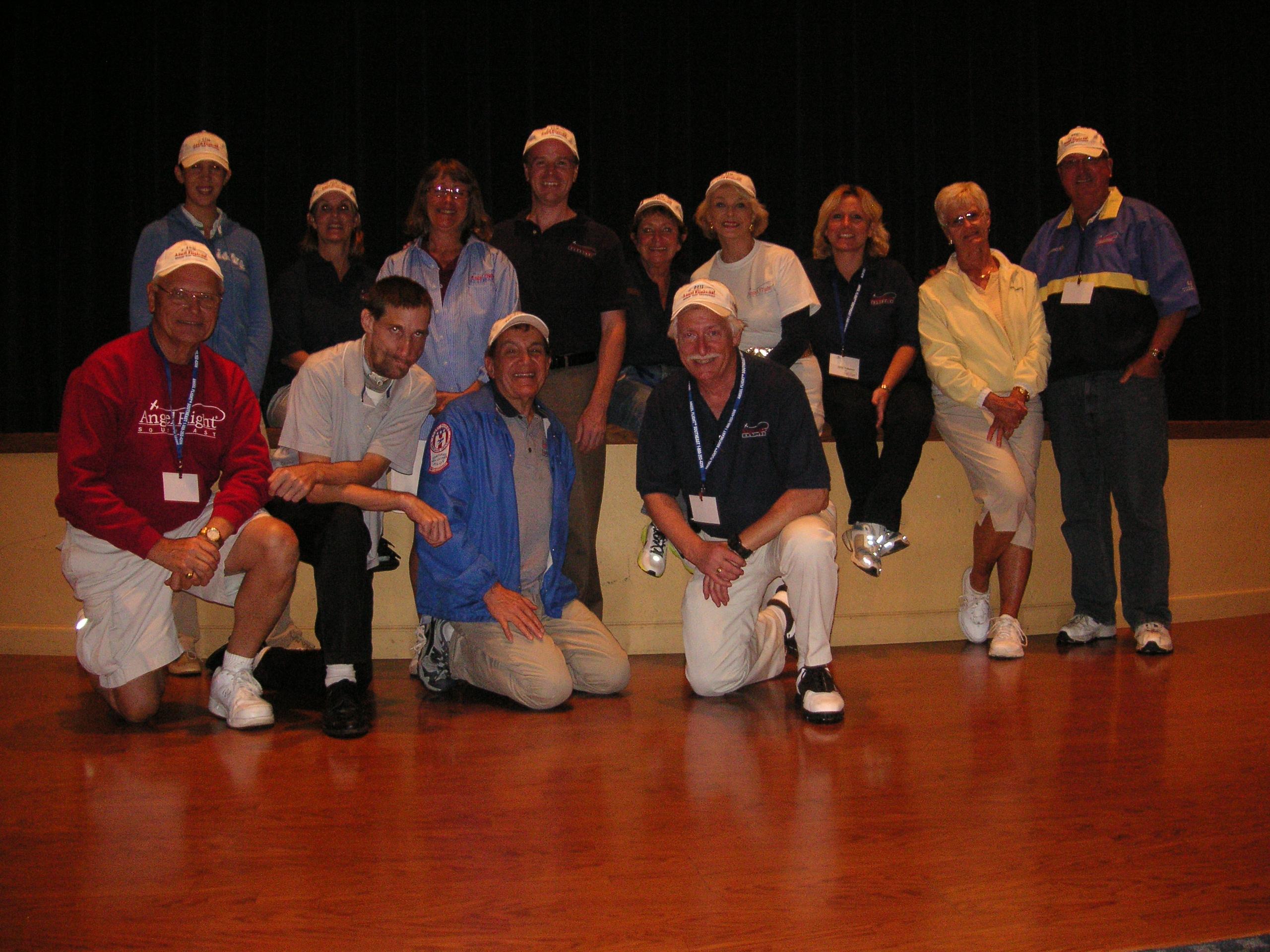 Angel Flight Fundraiser Arlington Ridge Golf Club